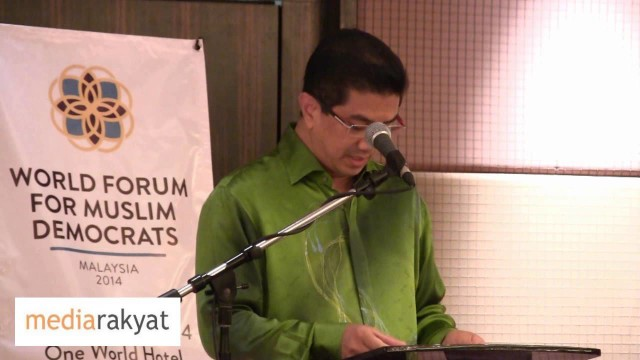 Azmin Ali: Justice And Moderation As Qur'anic Imperatives