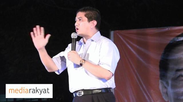 Azmin Ali: Ingat Saya Rasa Takut, Najib & Rosmah, Saya Akan Lawan Kamu