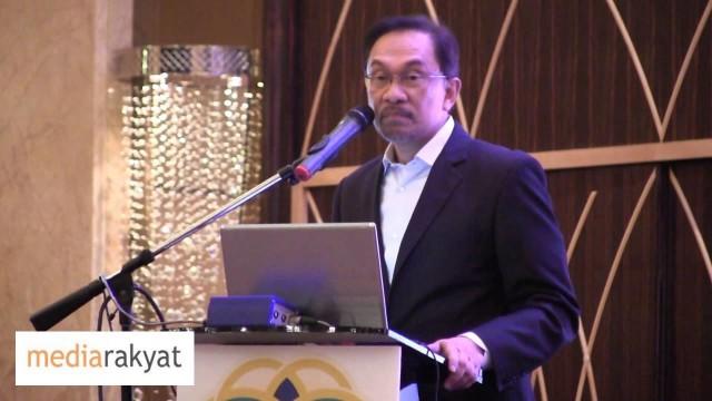 Anwar Ibrahim: Keynote Address At The World Forum For Muslim Democrats