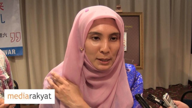 Nurul Izzah: We Celebrate Multilingualism As Part Of Our Heritage