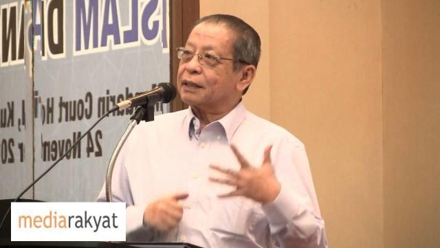 LIm Kit Siang: Selepas 57 Tahun, UMNO Sudah Gagal Untuk Membela Nasib Orang Melayu & Islam