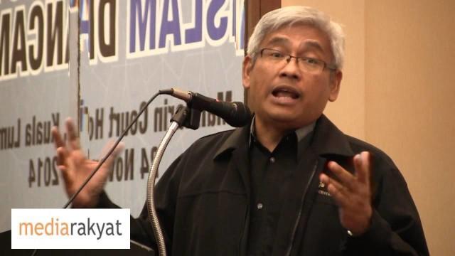 Dr Aziz Bari: Umno Yang Terancam, Melayu Dan Islam Selamat