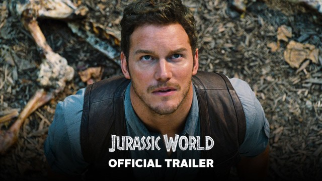 2015 Jurassic World – Official Trailer (HD)