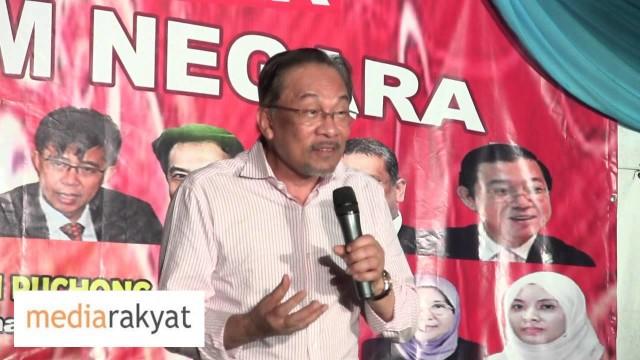 Anwar Ibrahim: Tun Daim Pun Terkejut Rasuah Banyak Di Malaysia Sekarang