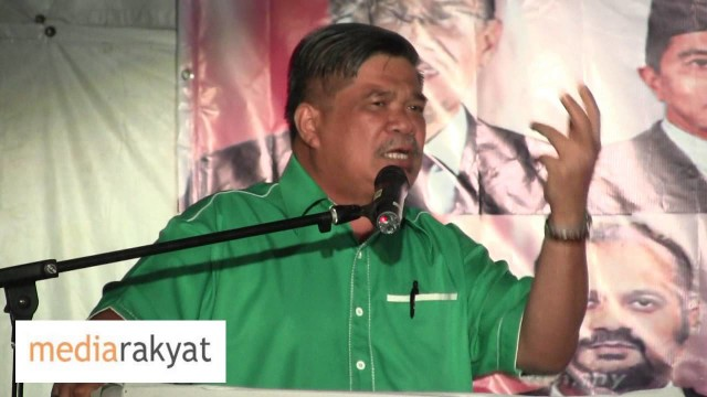 Mat Sabu: Inilah Kerja UMNO! Aku Cukup Benci Benci Benci!