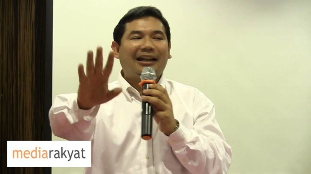 (Q&A) Rafizi Ramli: Impact of 1MDB & How Are We Going To Resolve It?