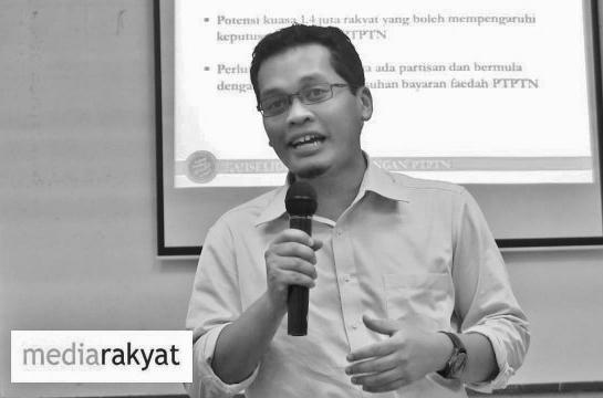 Nik Nazmi: Ucapan Dasar Khairy Terus Membelakangi Masa