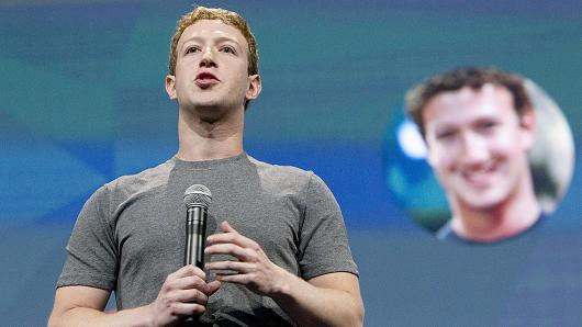 Facebook's CEO: I wear same shirt daily for a reason