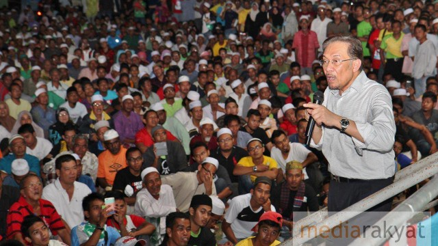 Anwar Ibrahim: Najib must withdraw and apologise for repeating RM100 million false allegations