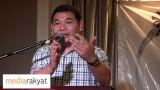 Rafizi Ramli: My Speech Is Specially Dedicated To Datin Seri Rosmah