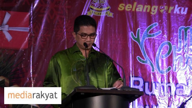 Azmin Ali: Christmas Is The Time To Remind Us Respect Each Other Is Crucial & Essential