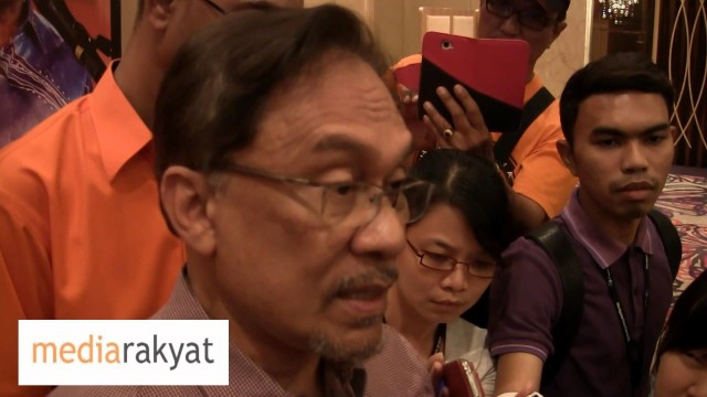 Anwar Ibrahim: An Immediate Special Budget Session To Discuss The Drop In Oil Revenue