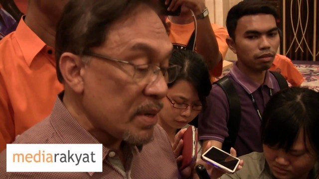 Anwar Ibrahim: Stop Using The Charlie Hebdo Shooting To Reintroduce The Sedition Act