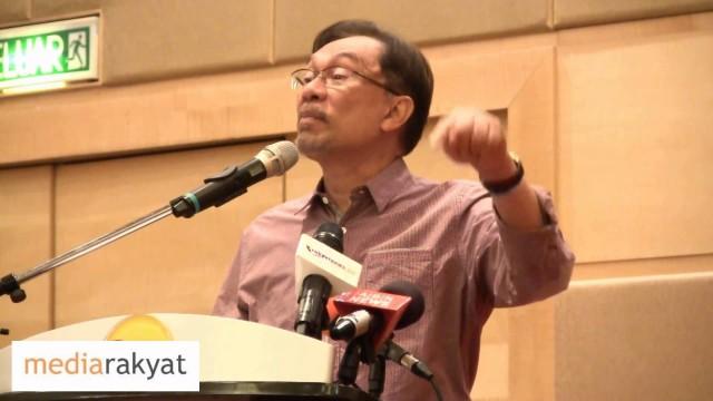 (Q&A) Anwar Ibrahim: Keselamatan Di Pantai Timur Negeri Sabah
