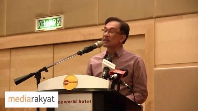 (Q&A) Anwar Ibrahim: Masalah Di Universiti Selangor