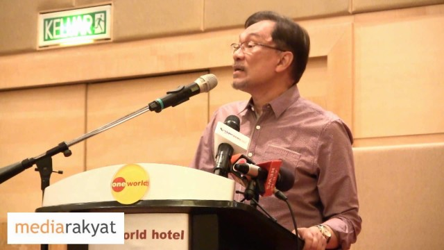(Q&A) Anwar Ibrahim: Ukuran Kita Kepedulian Kepada Rakyat