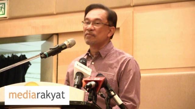 Anwar Ibrahim: Anak Muda Harus Diberi Luang Untuk Bicara & Bertanya