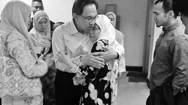 HEALTH OF MALAYSIA OPPOSITION LEADER ANWAR IBRAHIM DETERIORATING