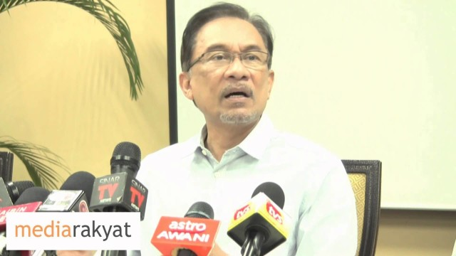 Anwar Ibrahim: What Ismail Sabri Said Was Unwarranted, Unacceptable In Any Civilized Nation
