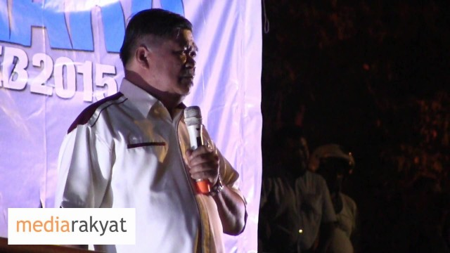 Mat Sabu: Sekarang Ini Menjadi Ketua Pembangkang Di Malaysia Bukan Anwar Ibrahim, Tun Mahathir