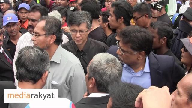 Dr Hatta Ramli: Walaupun Kita Datang Dengan Seribu Harapan,Tapi Konsipirasi Tidak Berhenti