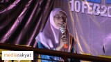 Dr Wan Azizah: Sdr Anwar Tidak Bersalah, Kenapa Dia Mesti DiHukum?