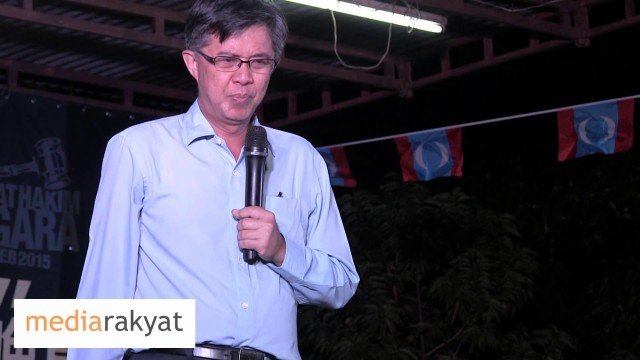 Tian Chua: Sudah Sampai Masa Kita Ambil Pendirian, Rakyat Malaysia Must Make A Stand