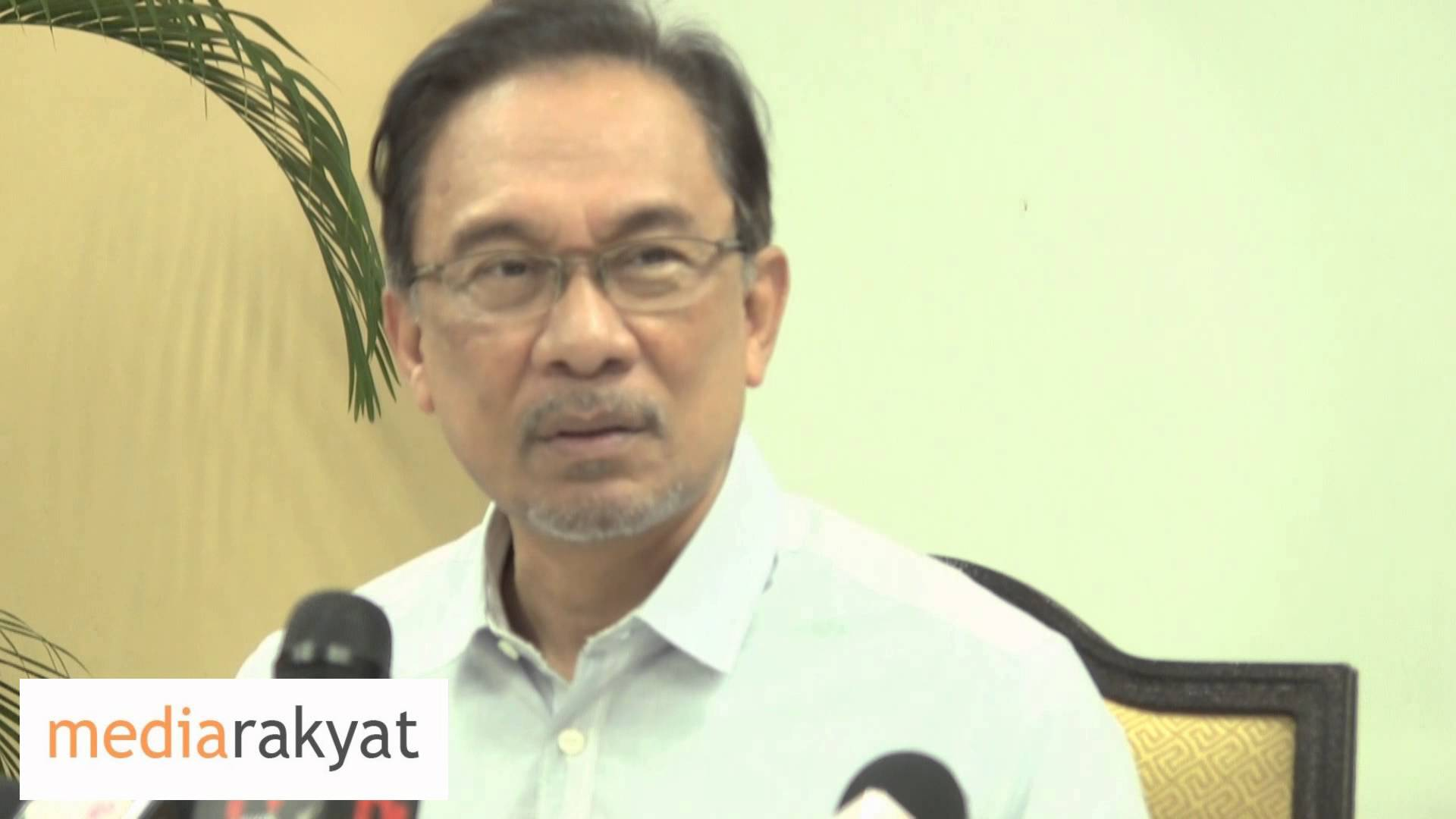 Anwar Ibrahim: Malaysians Must Come Together, United and Resolved, to Save Our Country