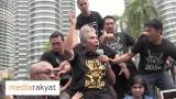 Dr Hatta Ramli: Hari Ini Kita Berhimpun Kerana Pimpimnan Kita Dipenjara