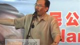 Anwar Ibrahim: Permatang Pauh Boleh Buat Sejarah, Make History, Save Malaysia