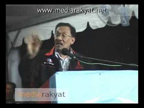 Anwar Ibrahim: Ini Election Mahu Tentukan Masa Depan Negara Malaysia