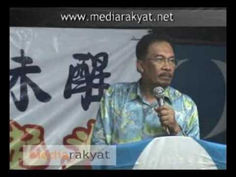 Anwar Ibrahim: Kita Mesti Tentukan Bukan Kita Menang, Tapi Kita Menang Dengan Baik