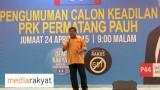 Mat Sabu: Sekarang Yang Tidak Suka Kepada Najib & BN Bukan Hanya Kita
