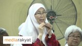 Dr Wan Azizah: Pelancaran Jentera PAS Permatang Pauh
