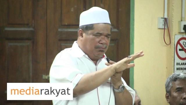 Mat Sabu: Pelancaran Jentera PAS Permatang Pauh