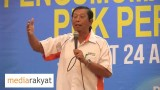 Nizar Jamaluddin: Di Permatang Pauh, Pengundi-Pengundi Daripada PAS Akan Mengundi Calon Keadilan