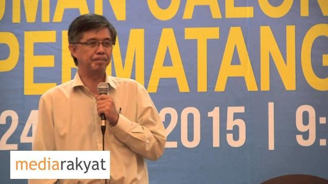 Tian Chua: Kemenangan Adalah Kemenangan Permatang Pauh, Kemenangan Rakyat Malaysia