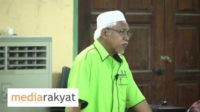 YDP PAS Omar Hasan: Pelancaran Jentera PAS Permatang Pauh