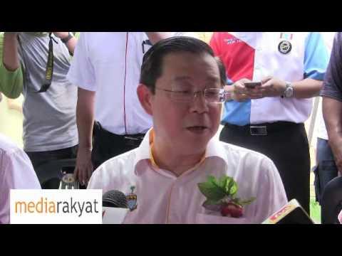 Lim Guan Eng: GST Ini Semua Kena, Tak Kira Apa Warna Kulit