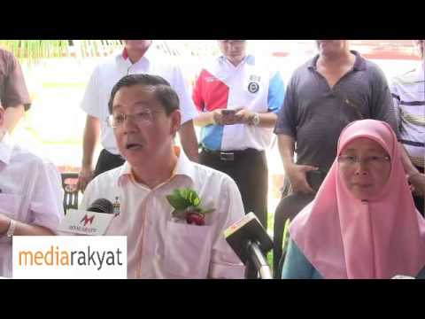 Lim Guan Eng: Ismail Sabri, Tarik Balik Kenyataan & Minta Maaf