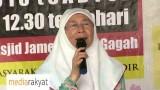 DR WAN AZIZAH: PERTEMUAN TERGEMPAR AHLI-AHLI PARLIMEN BERKENAAN PERKEMBANGAN POLITIK TERKINI