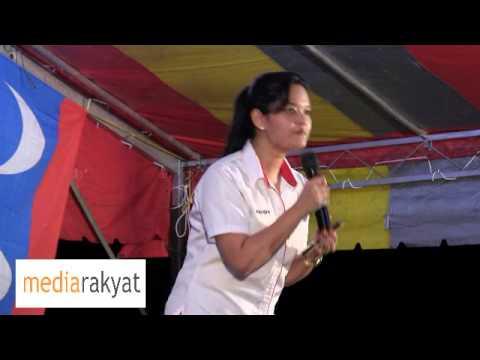 Dyana Sofya: Kak Wan Bawa Pejuangan Untuk Rakyat, Pengundi Permatang Pauh Akan Sokong Dengan Dia
