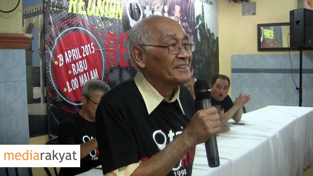 Dr Syed Husin Ali: Teruskan Perjuangan