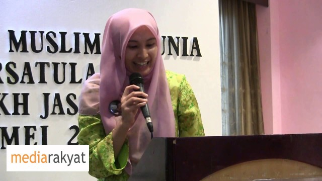 Nurul Izzah: Muslims Should Unite In Condemning Acts That Affront To Democratic Institutions