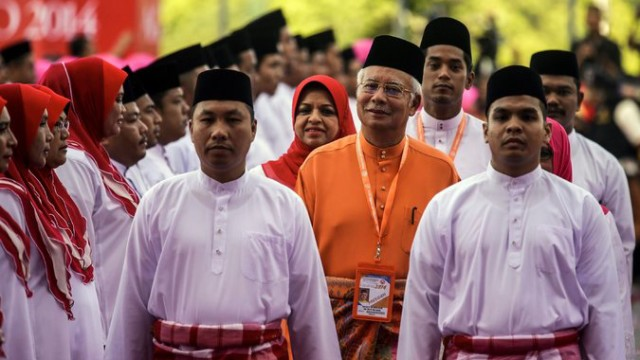 The New York Times: Power Struggle in Malaysia Pits Former Premier Against a Protégé