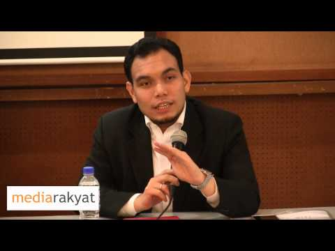 Syahredzan Johan: Sedition Act Is Going To Stop People From Thinking