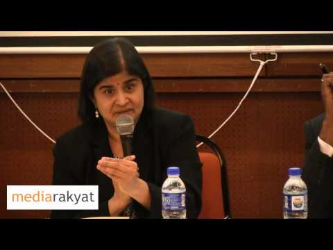 Ambiga Sreenevasan: We Can't Give In To Mob Rule, Majority Don't Like It, It Doesn't Mean It's Right
