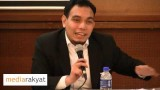 Syahredzan Johan: The POTA Board Is Not An Independent Judicial Body