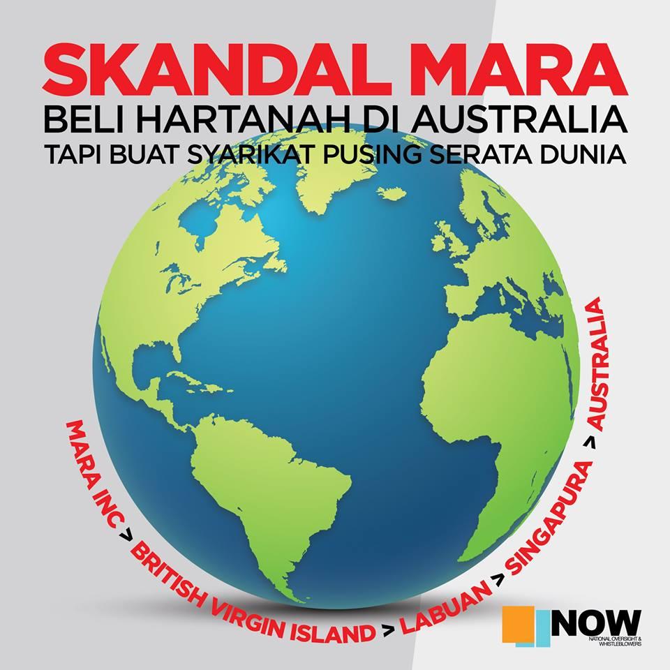 """Rzafizi Ramli: Mara menggunakan """"syarikat berlapis"""" di 3 negara untuk beli hartanah di Australia"""