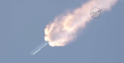 NASA's Unmanned SpaceX Rocket Explodes Minutes After Launch